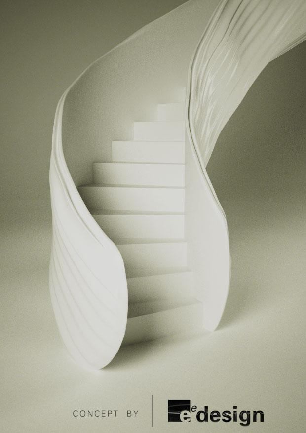 Formed balustrade