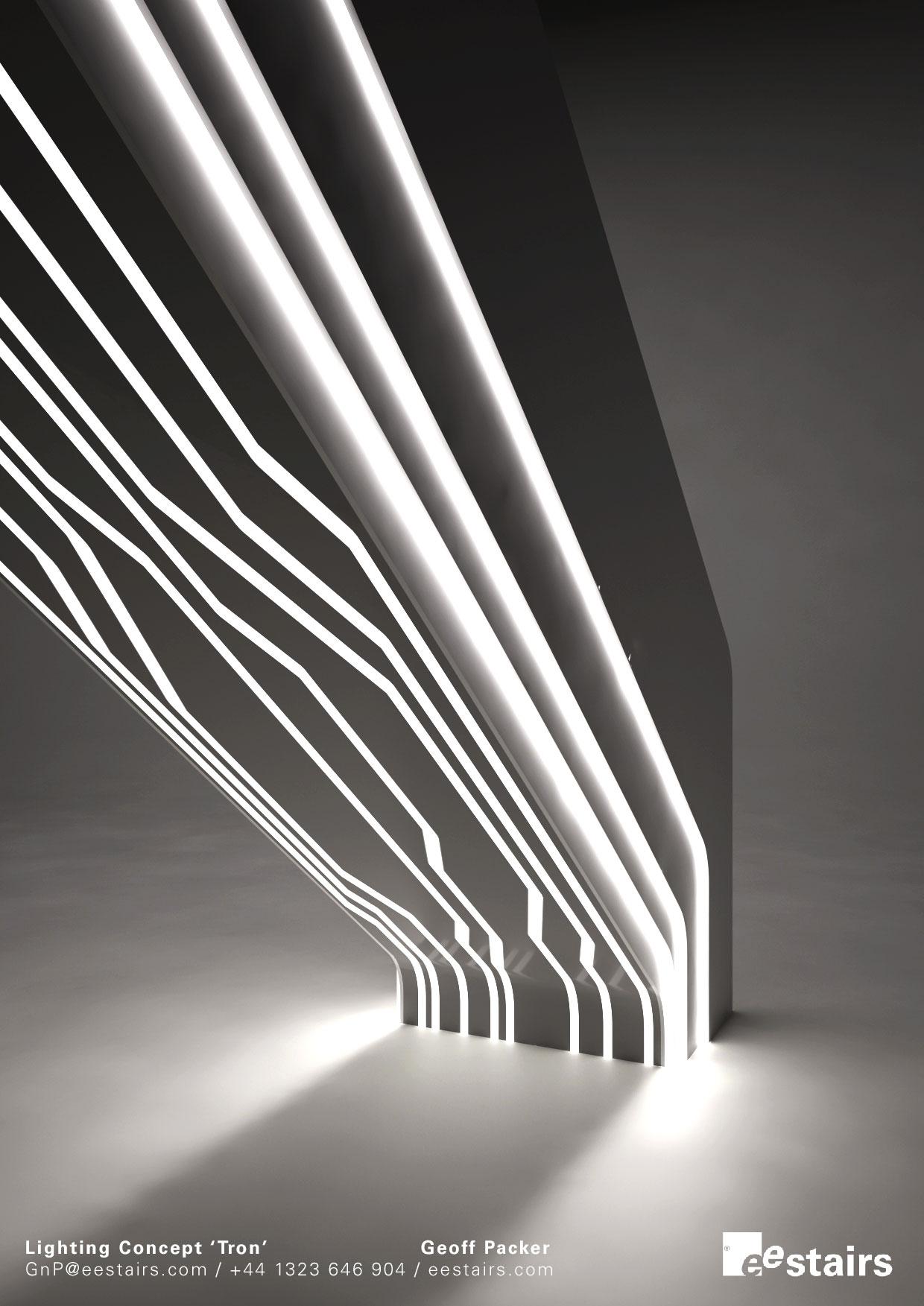 Feature Stair Lighting Eedesign