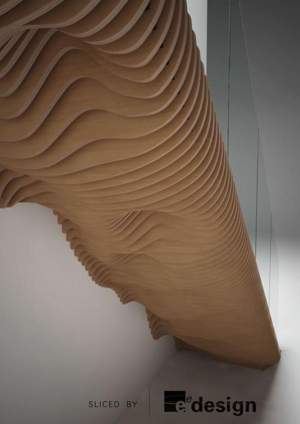 Slice, feature soffit